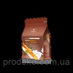 Шоколад белый ZÉPHYR со вкусом карамели 35% 2,5 кг