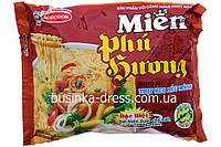 Бобовая лапша быстрого приготовления MIEN PHU BUONG - SUON HEO Свинина с бамбуковыми побегами 57г (Вьетнам), фото 1