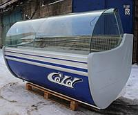 "Холодильная витрина ""COLD"" W 20 SGSP 2,0 м. (Польша) Бу, фото 1"