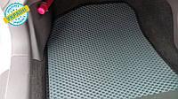 EVA материал для автоковриков (ЭВА листы) 2000*1200 мм серый Eva-Line ромб