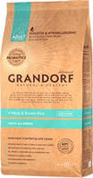 Grandorf (Грандорф) 4 Meat & Brown Rice Adult all breeds Сухий корм 4 види м'яса для дорослих собак 12кг