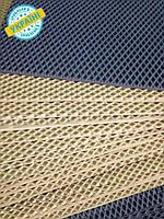 EVA материал для автоковриков (ЭВА листы) 2000*1200 мм бежевый Eva-Line ромб