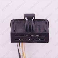 Разъем электрический 6-и контактный (38-18) б/у 321602005