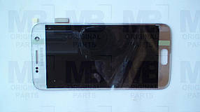 Дисплей c сенсором Samsung SM-G930 Galaxy S7 Silver, GH97-18523B, оригинал!