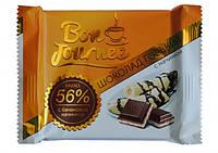 Шоколад «Bon Journee» горький с банановой начинкой 80гр