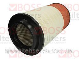Фильтр воздушній ERF ECT; MAN TGA, TGS, TGX; MERCEDES E T-MODEL (S211), E (W211) D0836LF41-OM646.821 04.00