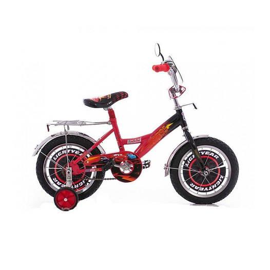 """Детский велосипед Mustang  """"Тачки"""" - CARS (12 дюймов)"""