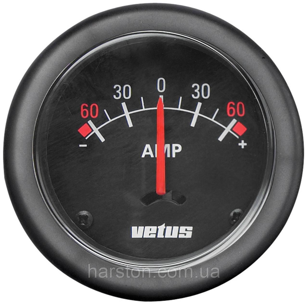 Амперметр VETUS AMPSB без шунта