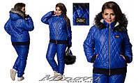 Зимний костюм на синтепоне большого размера недорого в интернет-магазине размер 50-60