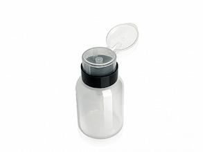 Помпа для жидкости (прозрачный пластик), 120 мл