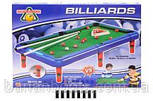 """Настольная игра для детей  """"Бильярд""""  50,5*29*12 см"""
