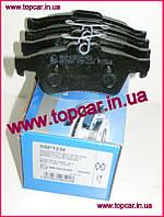 Гальмівні колодки задні Renault Laguna III Samko Італія 5SP1236