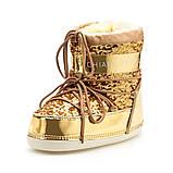 Snow Boots  Chiara Ferragni (Gold) (Size S,M,L), фото 2