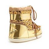 Snow Boots  Chiara Ferragni (Gold) (Size S,M,L), фото 3