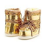 Snow Boots  Chiara Ferragni (Gold) (Size S,M,L), фото 4