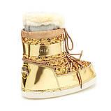 Snow Boots  Chiara Ferragni (Gold) (Size S,M,L), фото 6