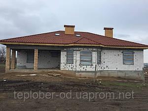 Одноэтажный дом до 200 кв.м