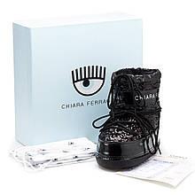 Snow Boots  Chiara Ferragni (Black) (Size S,М,L)