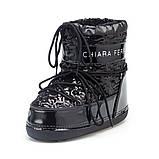 Snow Boots  Chiara Ferragni (Black) (Size S,М,L), фото 2