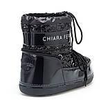 Snow Boots  Chiara Ferragni (Black) (Size S,М,L), фото 3