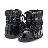 Snow Boots  Chiara Ferragni (Black) (Size S,М,L), фото 4