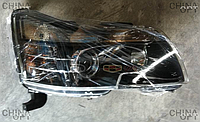 Фара передняя правая, Geely EC8[2.0,GP], 1017001098, Original parts