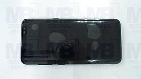 Дисплей с сенсором Samsung G950 Galaxy S8 Черный/Black, GH97-20457A