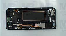 Дисплей с сенсором Samsung G950 Galaxy S8 Черный/Black, GH97-20457A, фото 3