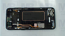 Дисплей з сенсором Samsung G950 Galaxy S8 Чорний/Black, GH97-20457A, фото 3