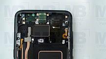 Дисплей с сенсором Samsung G950 Galaxy S8 Черный/Black, GH97-20457A, фото 2