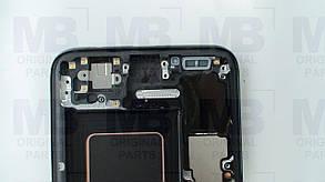 Дисплей с сенсором Samsung G950 Galaxy S8 Черный/Black, GH97-20457A , фото 3