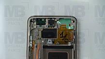 Дисплей с сенсором Samsung G950 Galaxy S8 Золотой/Gold, GH97-20457F , фото 3