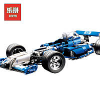 "20022 LEPIN (аналог LEGO 8461) ""Формула 1 Williams"" 1586 дет."
