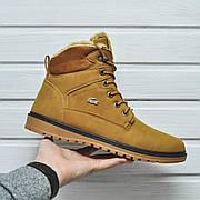 Мужские зимние кроссовки Lacoste Winter Boots 2 цвета