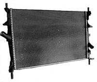 Радиатор двигателя Ford Transit 2.4 TDCI 2009