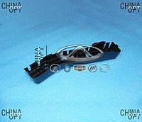 Направляющая переднего бампера, левая, пластик, Chery E5 [1.5, A21FL], A21-2803631FL, Aftermarket