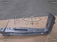Стойка передней панели, левая, Geely EX7[1.8,X7], 101201382002, Aftermarket