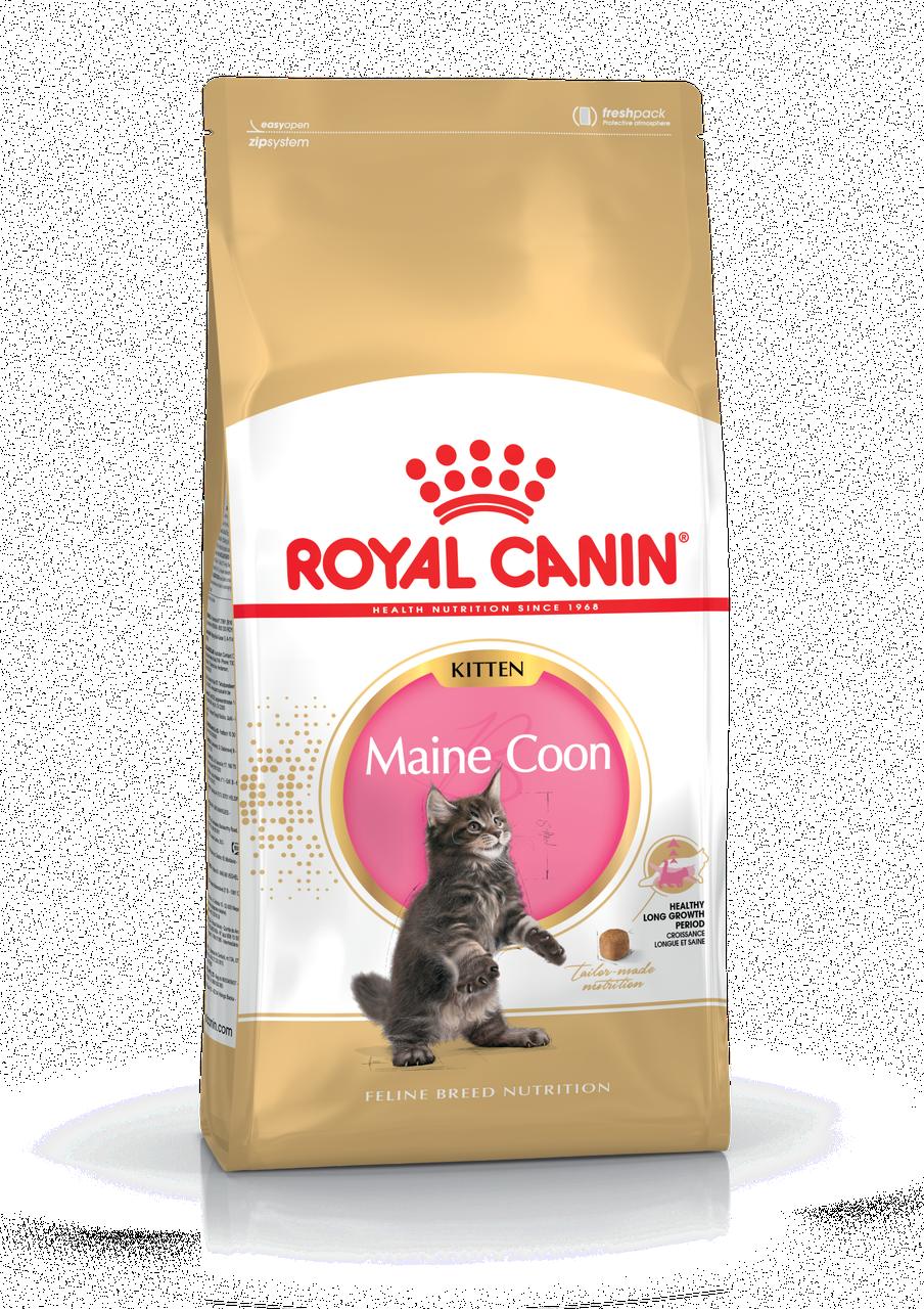 Сухой корм Royal Canin Mainecoon Kitten 2кг