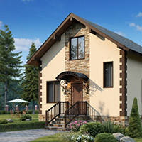 Строительство домов до 200 кв.м