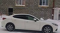 Ветровики Mazda 3 III 2013