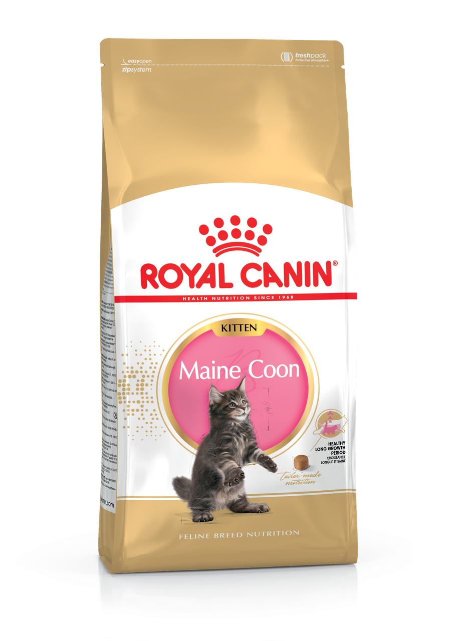 Сухой корм Royal Canin Mainecoon Kitten 4кг