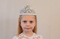 Детская новогодняя корона королевы