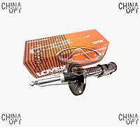 Амортизатор передний, левый / правый, газомасляный, Chery E5 [1.5, A21FL], Lovby
