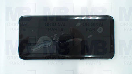 Дисплей с сенсором Samsung G955 Galaxy S8 plus Violet/Orchid Gray, GH97-20470C, фото 2