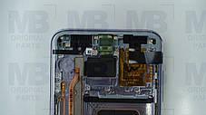 Дисплей с сенсором Samsung G955 Galaxy S8 plus Violet/Orchid Gray, GH97-20470C, фото 3