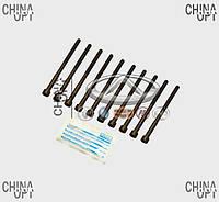 Болт ГБЦ, 4G15, комплект, Great Wall Haval [M2], Ajusa