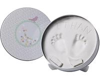 Baby Art Magic Box confetti Отпечаток в коробке (круглая)