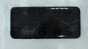 Дисплей с сенсором Samsung G955 Galaxy S8 plus Черный/Black, GH97-20470A
