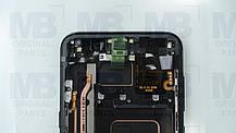 Дисплей с сенсором Samsung G955 Galaxy S8 plus Черный/Black, GH97-20470A, фото 3