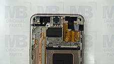 Дисплей с сенсором Samsung G955 Galaxy S8 plus Золото/Gold, GH97-20470F , фото 3